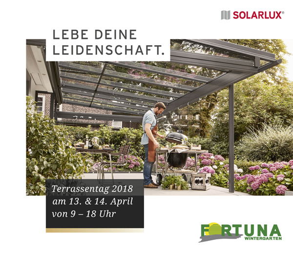 Sonderinformationstag bei Fortuna Wintergarten